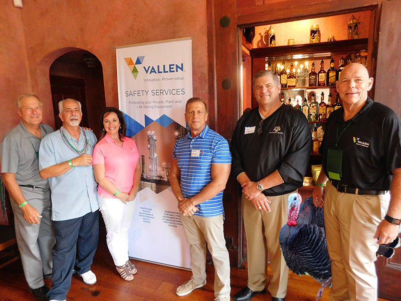 Vallen joins together at the AFPM Reliability and Maintenance Conference