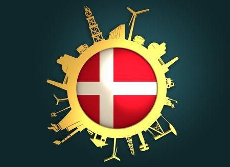 Denmark, energy