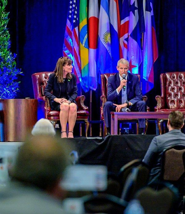 Lee College Economic Alliance event in Pasadena 2017