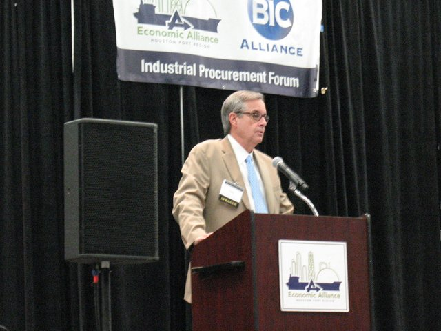 Tony Chovanec at Industrial Procurement Forum 2017