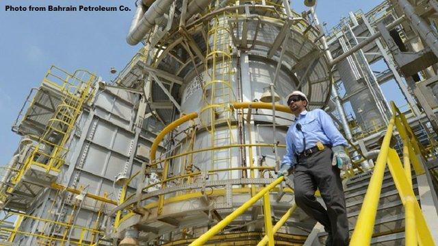 Bapco Sitra refinery
