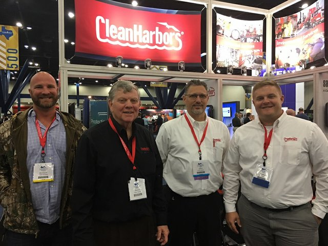 M & M Industrial and Clean Harbors at Clean Gulf 2017