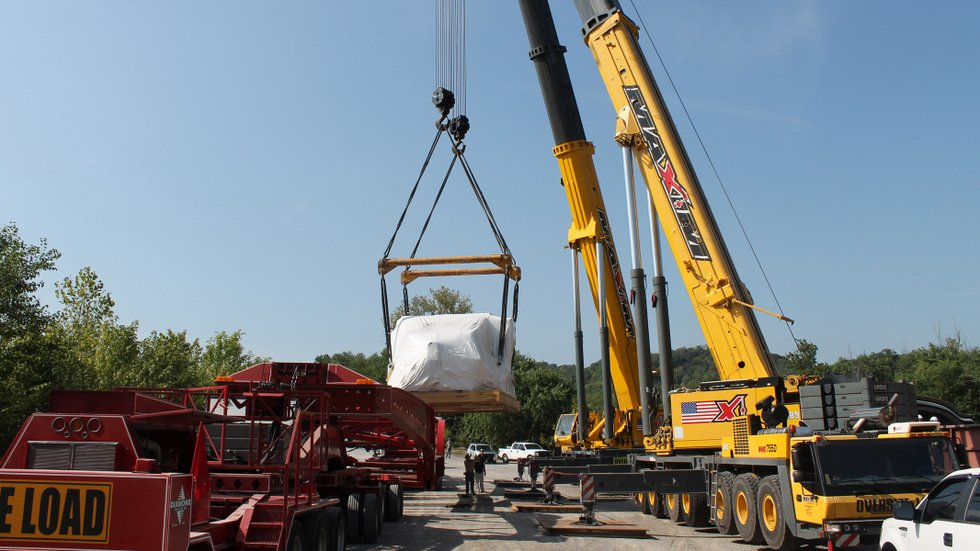 Rent a crane, profitable 59