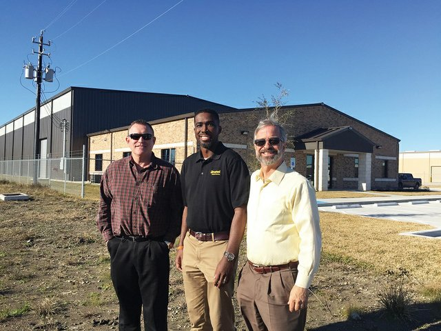 Brunel Industry Services has opened its new facility in Pasadena.