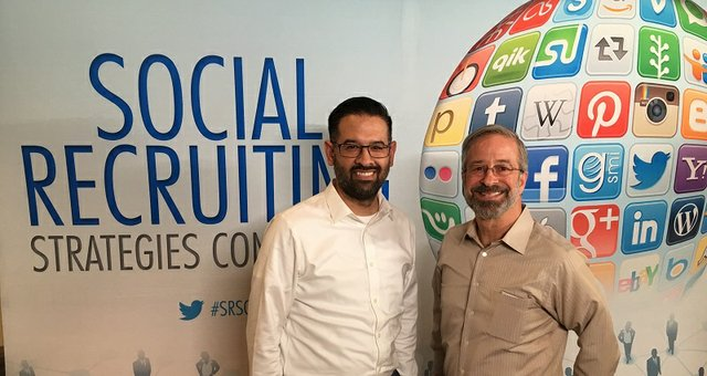 BIC Recruiting attends Social Recruiting Strategies Conference