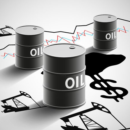 Oil, price, stock
