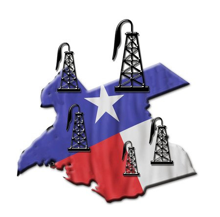 Texas, drilling, oil