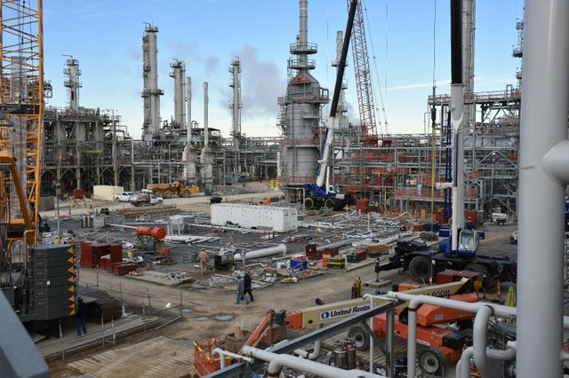 Shell Chemical's Geismar site expansion