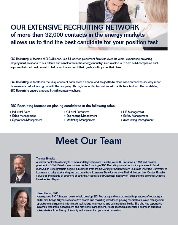 April 2018 Insert: BIC Recruiting - Page 2