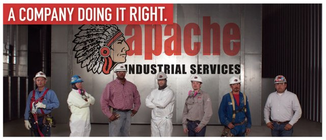 Apache Industrial Services - April 2018