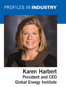 Karen Harbert - April 2018