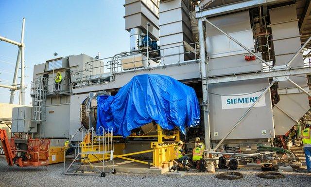 Siemens - Mustang Plant